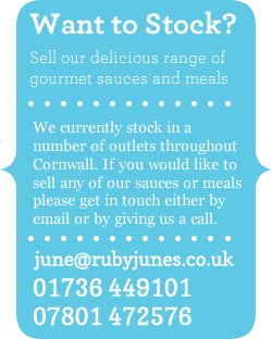 Stock Our Curry Sauces & Meals